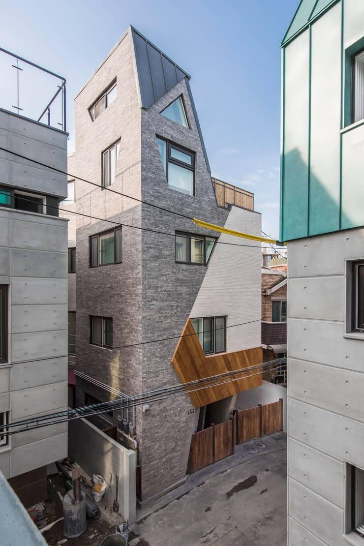 근린생활시설 단독주택: 집으로의  주택