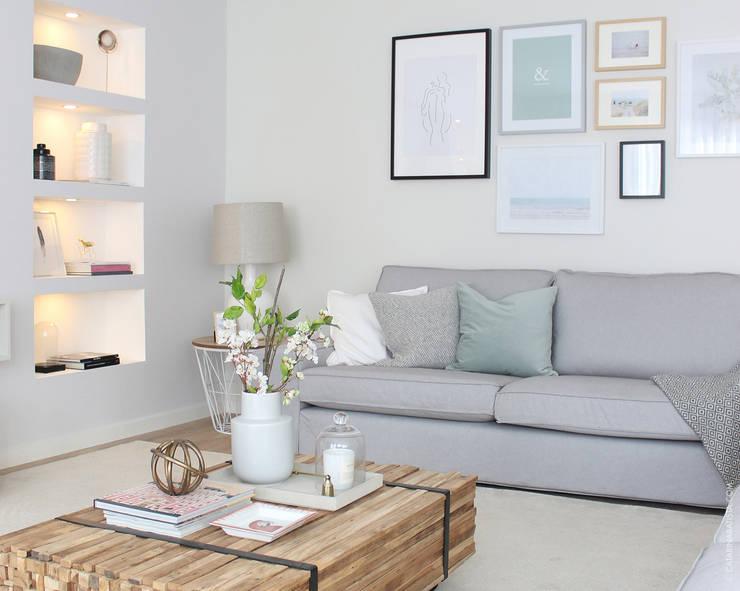 Ruang Keluarga by Catarina Batista Studio