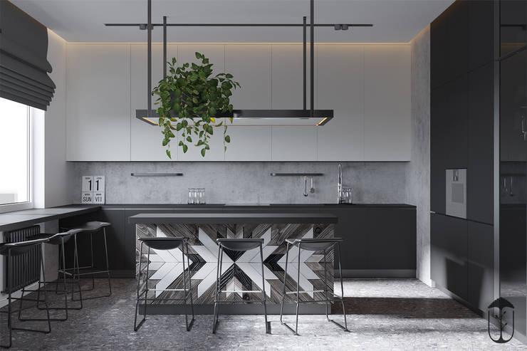 UI001: Кухни в . Автор – U-Style design studio