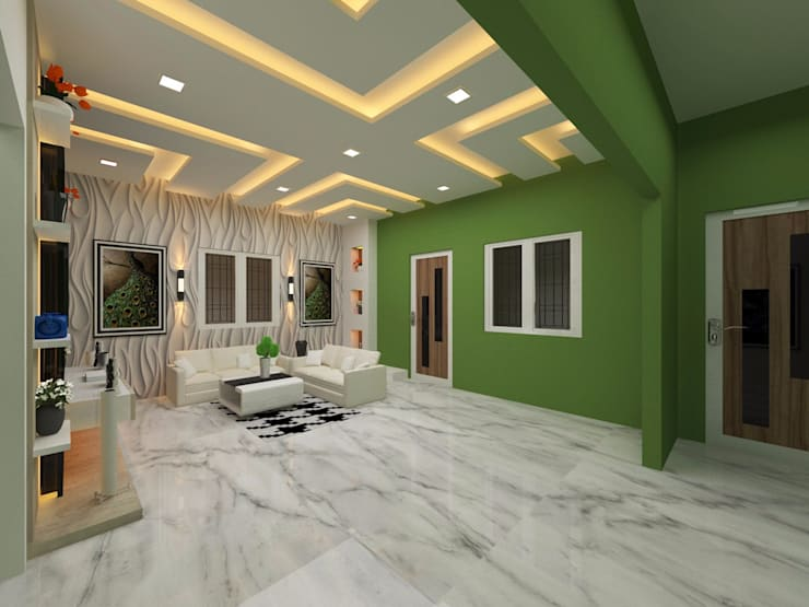 Interior 2:   by Aspectra Interia Solution