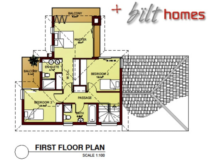 Bella Vista Development : modern  by Bilt Homes, Modern