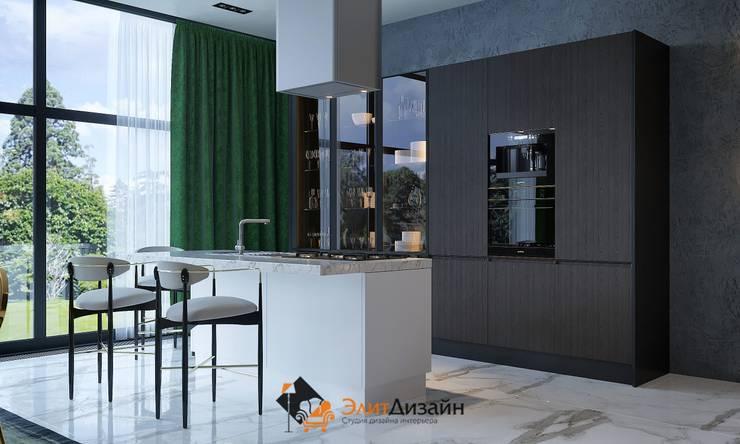 Kitchen by ЭлитДизайн - студия дизайна интерьера