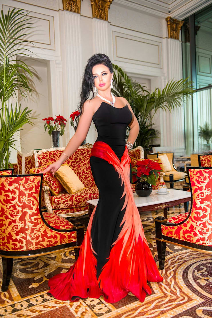 Phòng ngủ theo Luxury Antonovich Design,