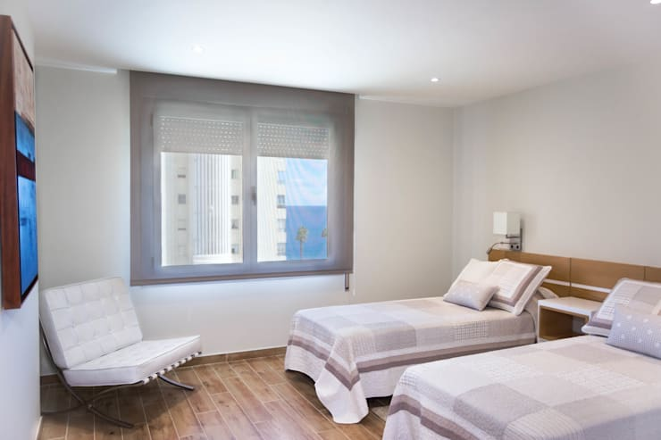 غرفة نوم تنفيذ Marisol Manrique de Lara