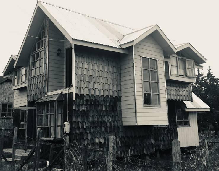 房子 by GerSS Arquitectos