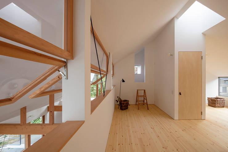 西松ヶ丘の家 House in Nishimatstugaoka: arbolが手掛けた窓です。