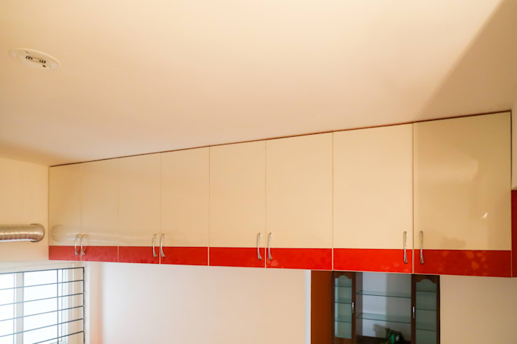 Ms. Shilpa Kondapur Site:  Kitchen by Ghar Ek Sapna Interiors,Modern