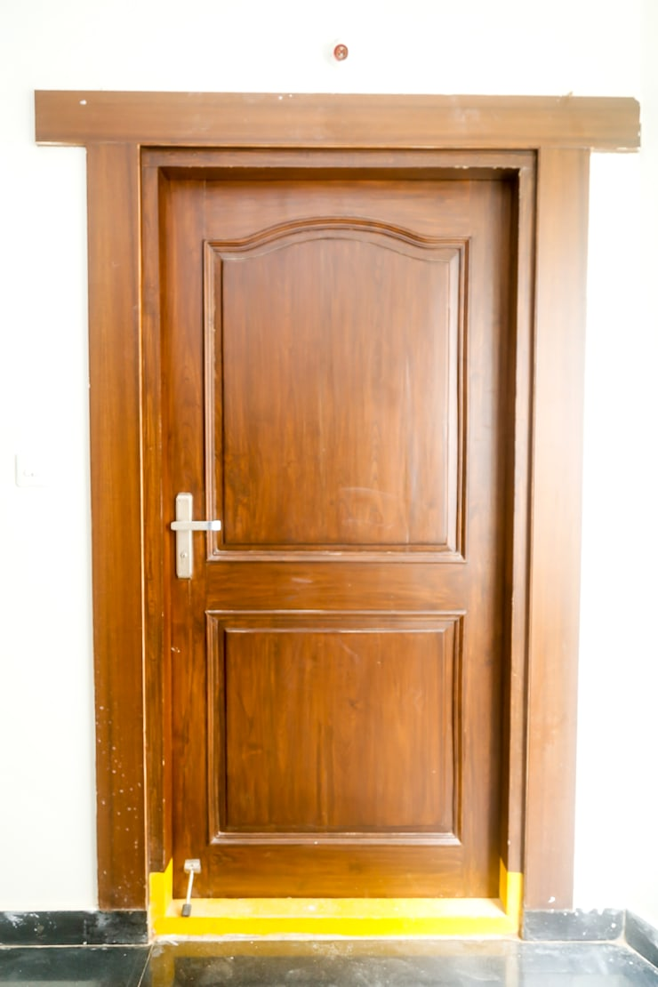 Ms. Shilpa Kondapur Site:  Doors by Ghar Ek Sapna Interiors,Modern