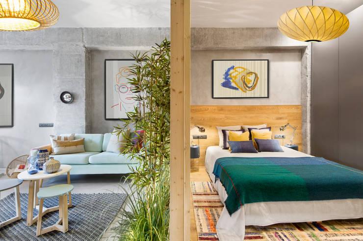 Phòng ngủ by Egue y Seta