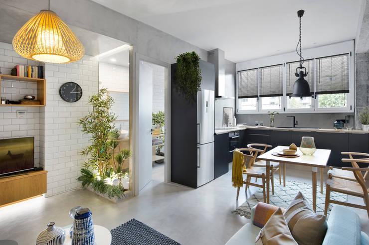 Phòng ăn by Egue y Seta
