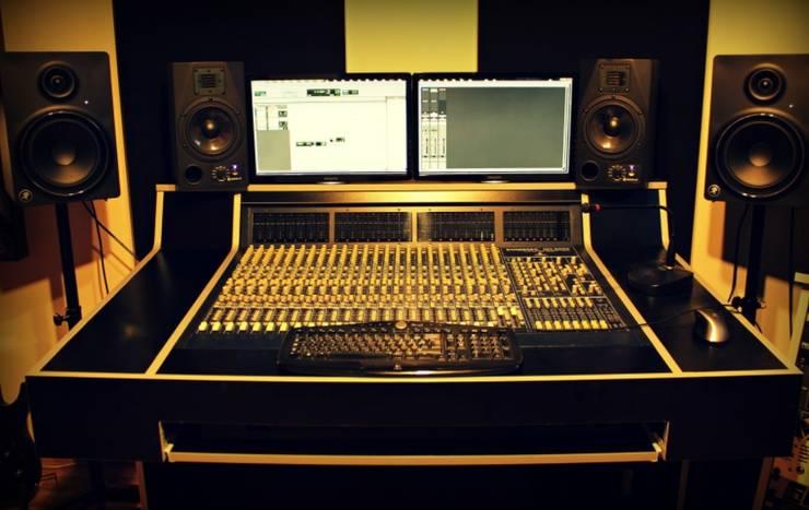 Ses Akustik – Stüdyo Ses Yalıtımı:  tarz