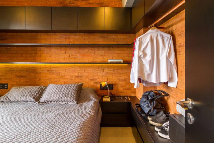 Phòng ngủ by Aptar Arquitetura
