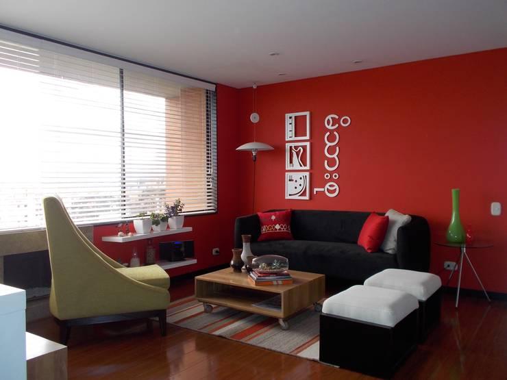 Comedores de estilo  por Omar Interior Designer  Empresa de  Diseño Interior, remodelacion, Cocinas integrales, Decoración