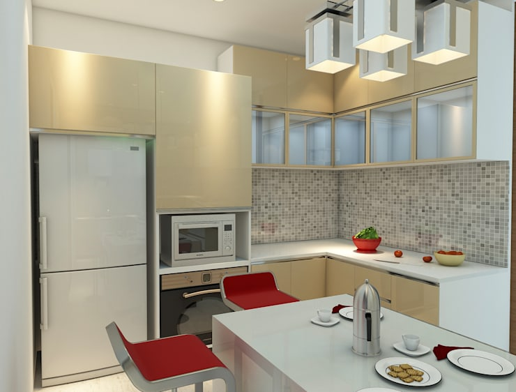 Modular Kitchen - Baner:  Kitchen by DECOR DREAMS