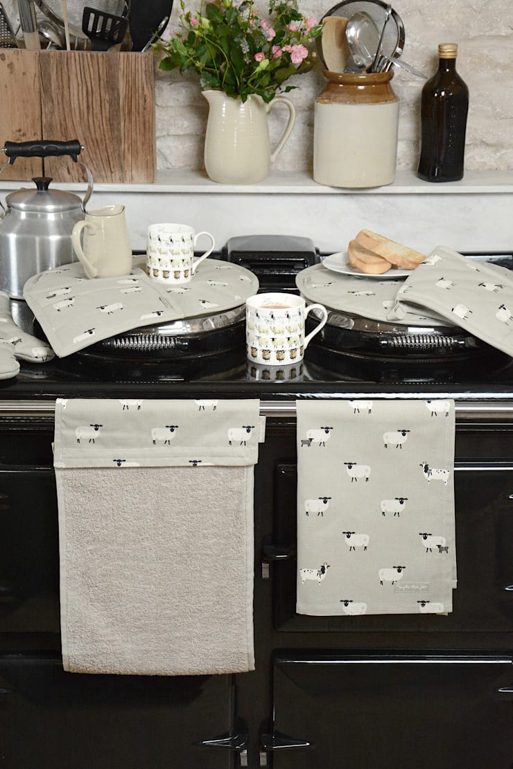 Kitchen by Sophie Allport