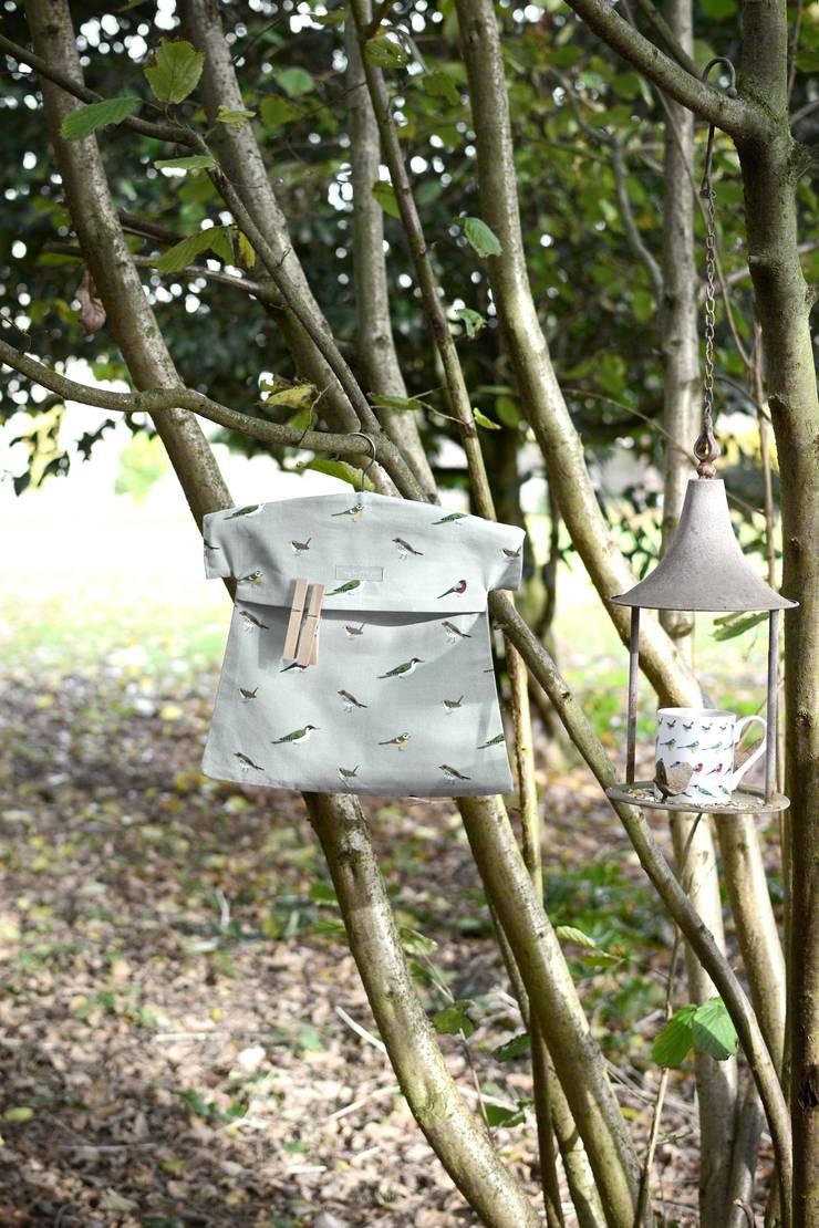 Sophie Allport Garden Birds Peg Bag:  Household by Sophie Allport