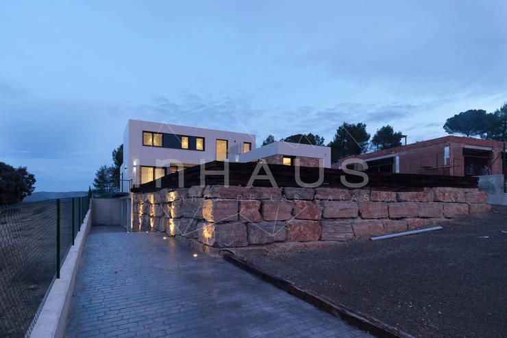 Fertighaus von Casas inHAUS, Modern