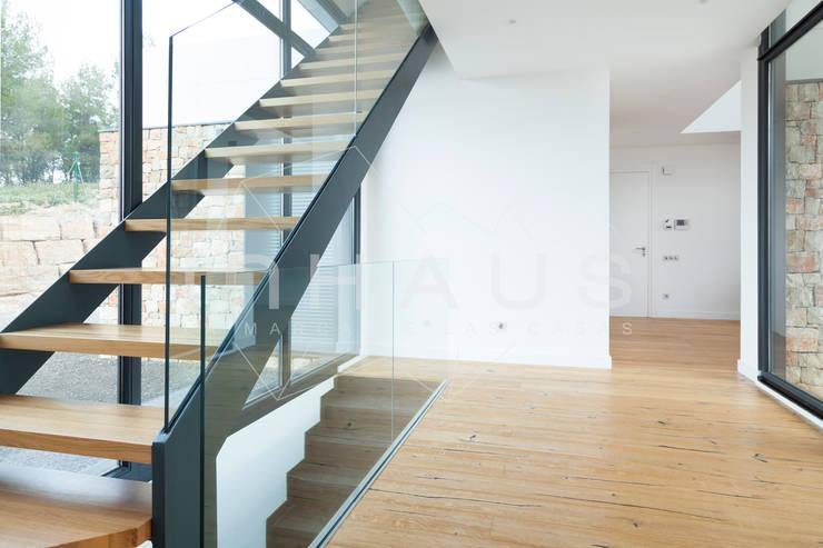 Treppe von Casas inHAUS, Modern