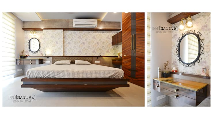 Modern style bedroom by Inno[NATIVE] Design Collective Modern