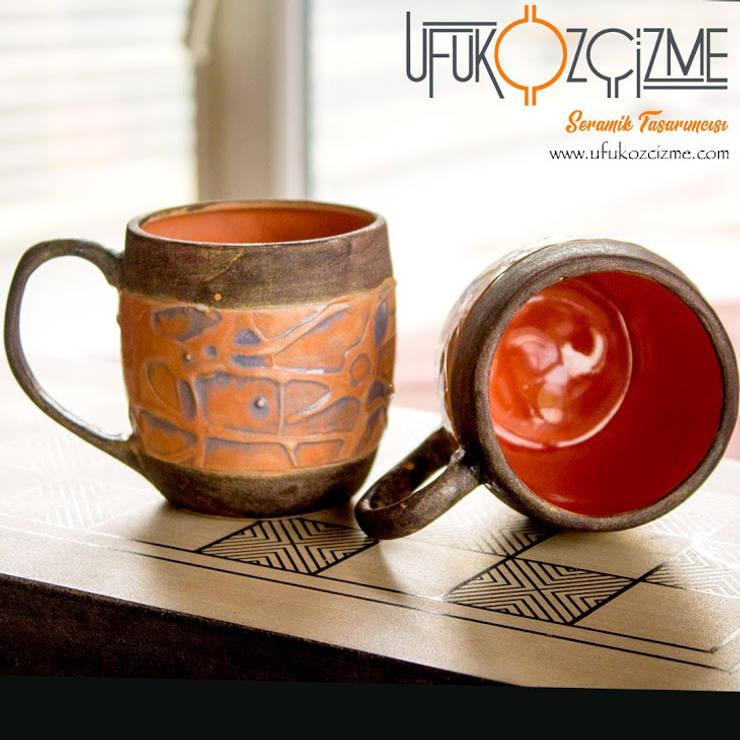 modern  by Ufuk Özçizme, Modern Ceramic