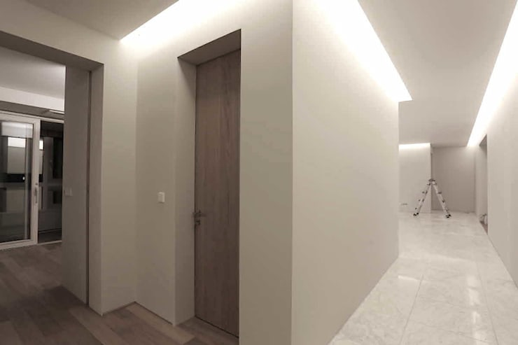 Room &corridor: kimapartners co., ltd.의  복도 & 현관