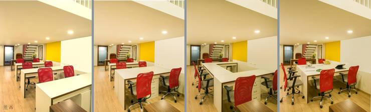 Office for Kakode & Associates, Mahim:  Offices & stores by Design Ka:Tha,