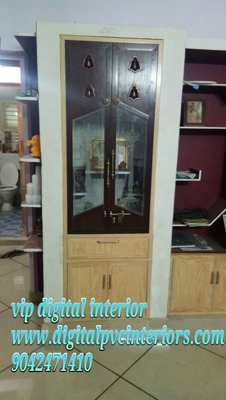 pvc interior in bommanahalli bangalore: modern  by vip digital interior in bangalore,Modern