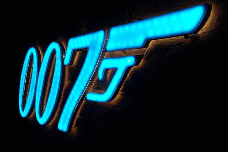 007 LEDON NA ZAMÓWIENIE: styl , w kategorii Ściany i podłogi zaprojektowany przez Twórczywo