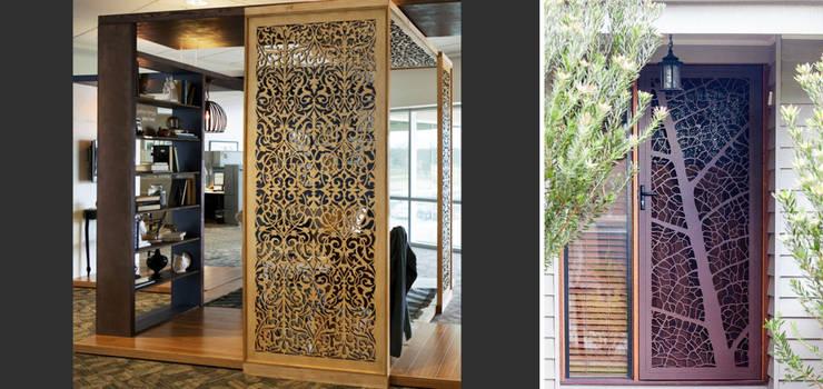Painéis de parede, Biombos e Divisórias: Casa  por TheBolt