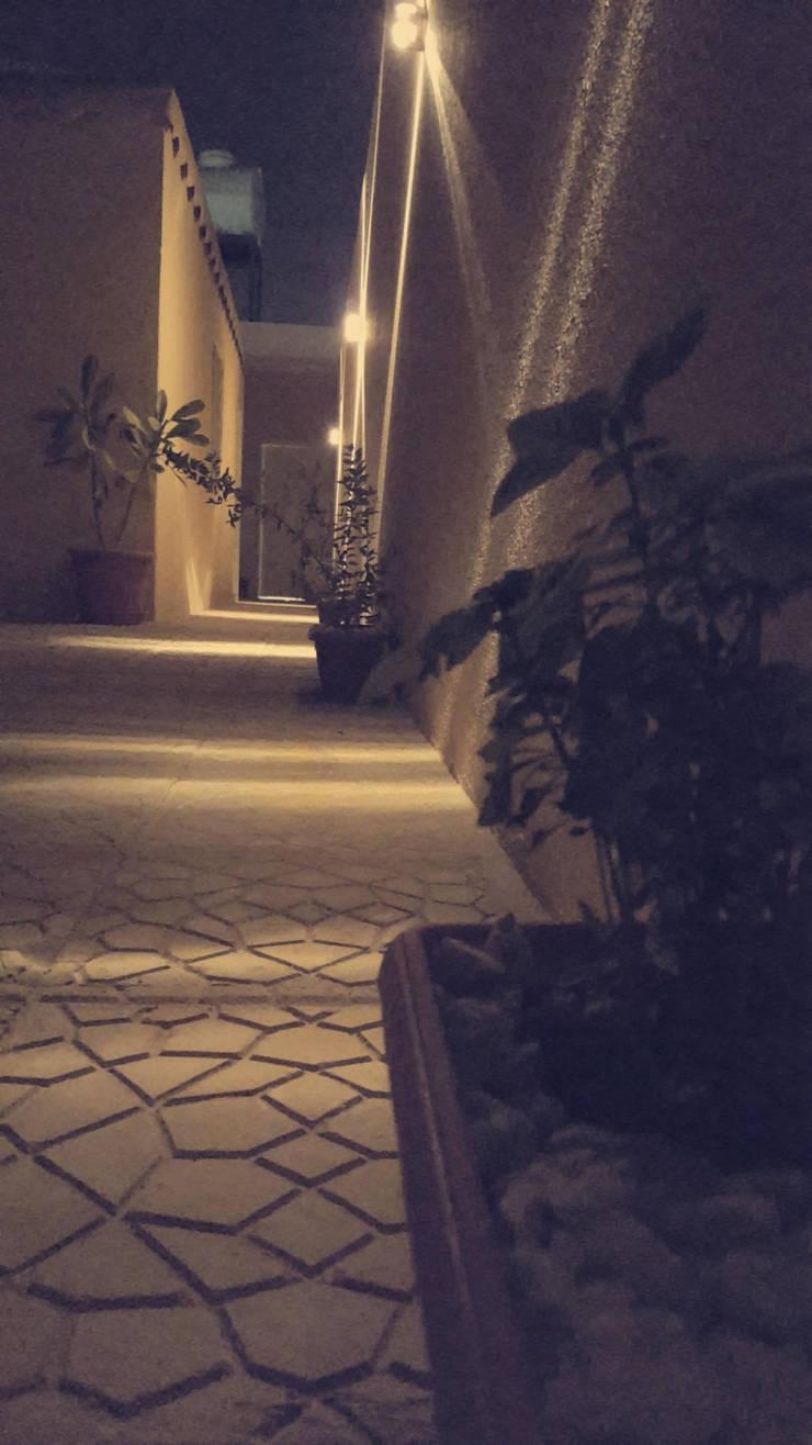 عيش لحظات الهدوء:  حديقة تنفيذ عبدالسلام أحمد سعيد