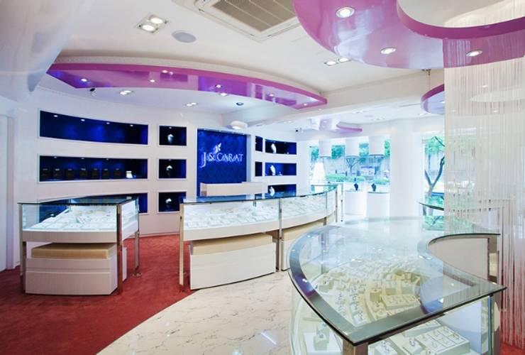j&carat jewelry: (주)지상에스엘의  상업 공간