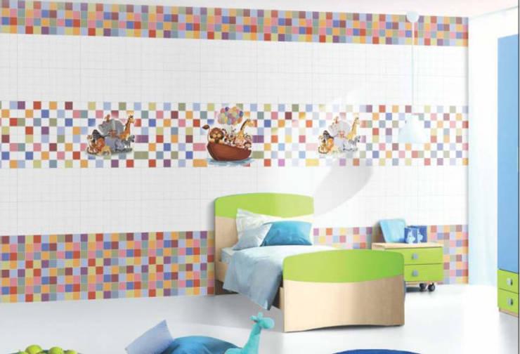 Banheiro  por Somany Ceramics