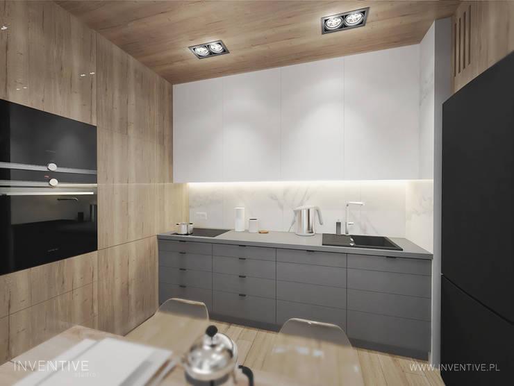 廚房 by INVENTIVE studio