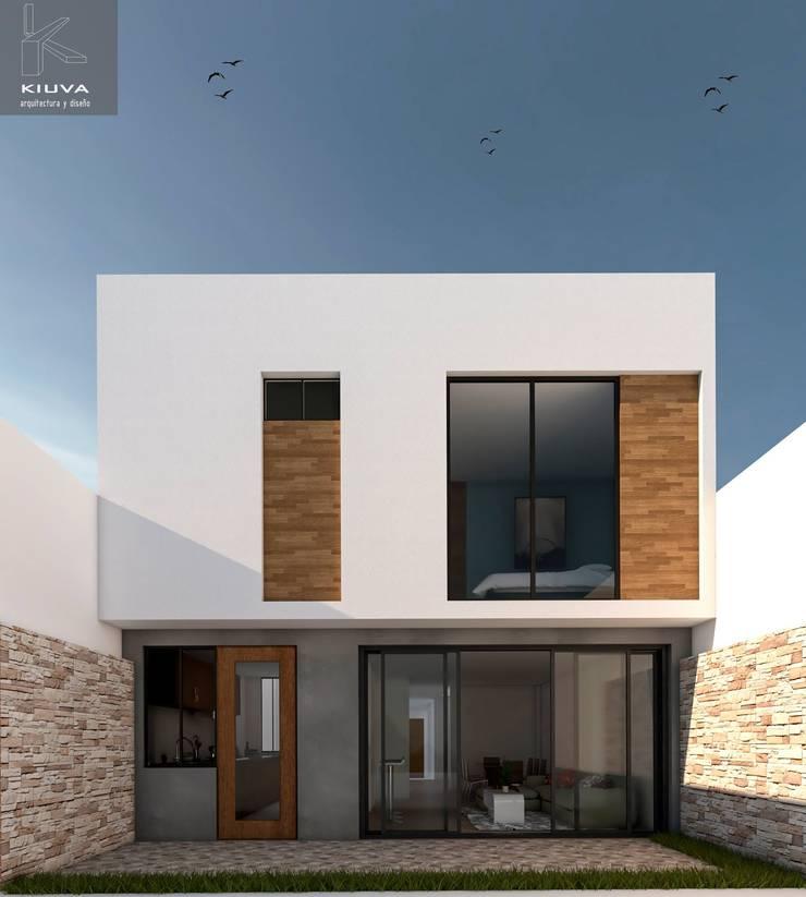 Vivienda Unifamiliar Urb. Las Delicias- Chiclayo: Anexos de estilo  por Kiuva arquitectura y diseño