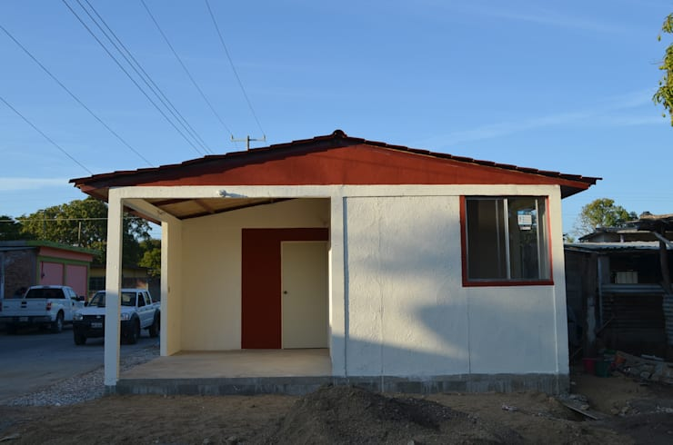 Vivienda Comitancillo: Escuelas de estilo  por Variable