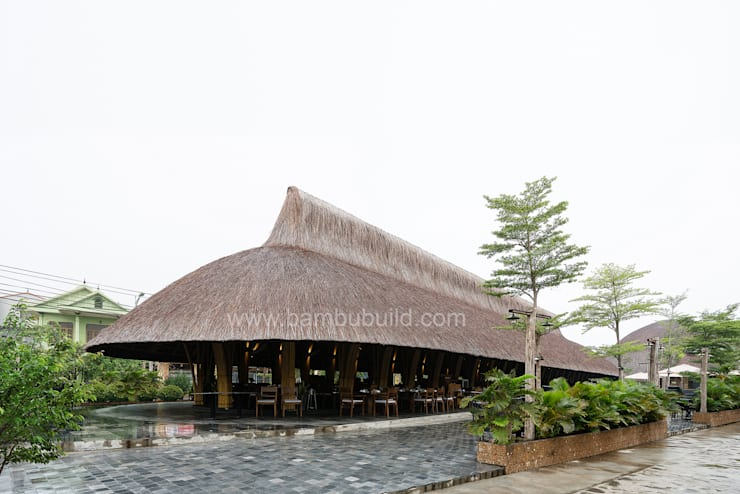 Everland bamboo restaurant:   by BAMBU