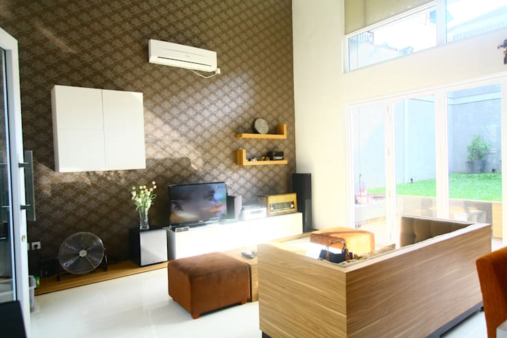 Interior landscaping by Exxo interior
