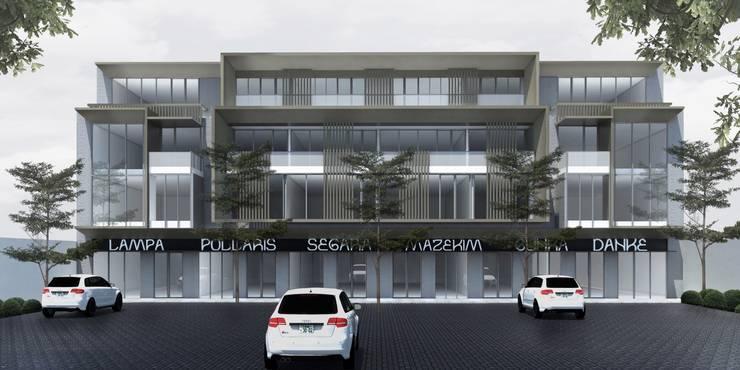 B SHOP HOUSE PHASE II:   by MAV Architects