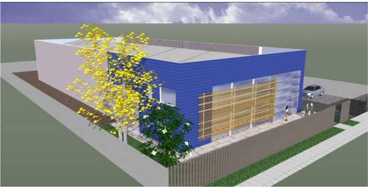 PROTOTIPO 3:  de estilo  por Incubar: Arquitectura & Construcción