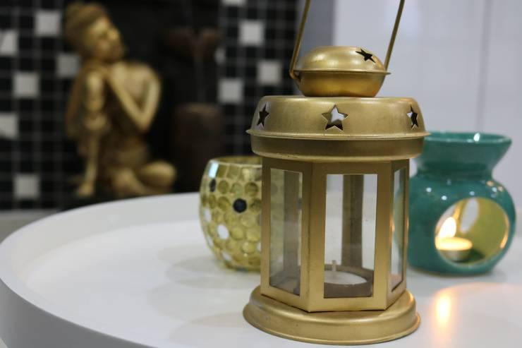 Decorative pieces: asian  by Enrich Interiors & Decors,Asian