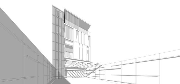KG residence:   by GUBAH RUANG studio