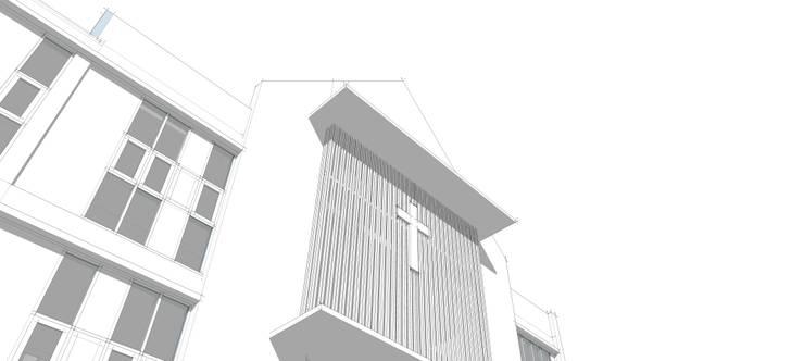 HKBP church:   by GUBAH RUANG studio