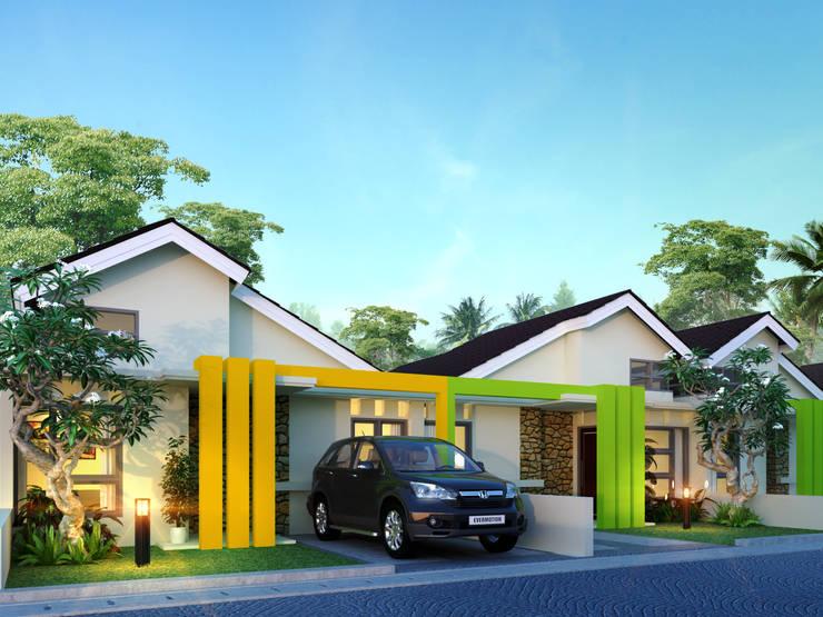 B residence:   by GUBAH RUANG studio