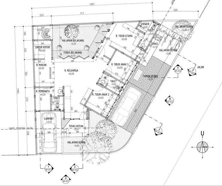 FC residence:   by GUBAH RUANG studio