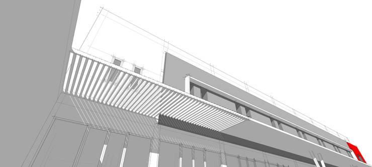 B shophouse:   by GUBAH RUANG studio