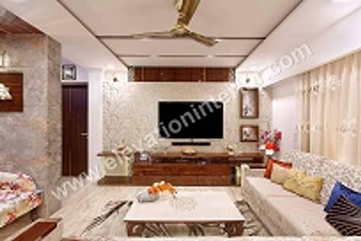 Residence Interior Decorating in Mumbai - Krishna Joshi: classic Bedroom by Elevation Interior