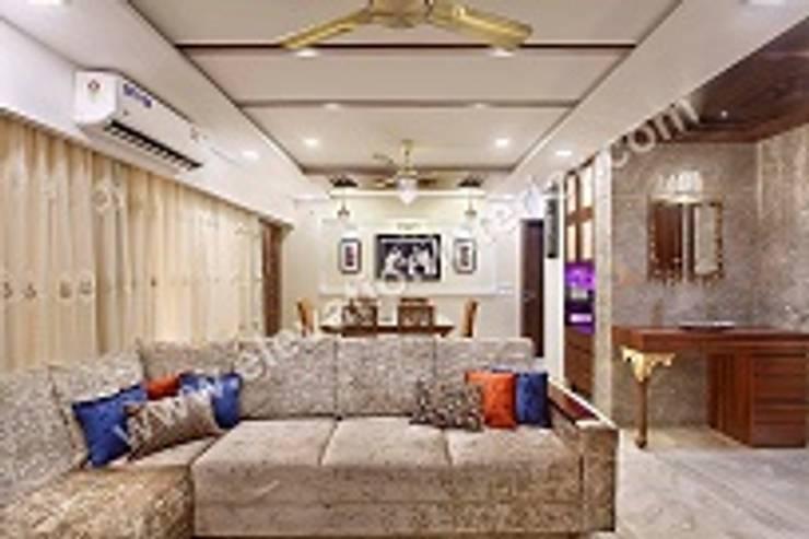 Residence Interior Decorating in Mumbai—Krishna Joshi: classic Bedroom by Elevation Interior