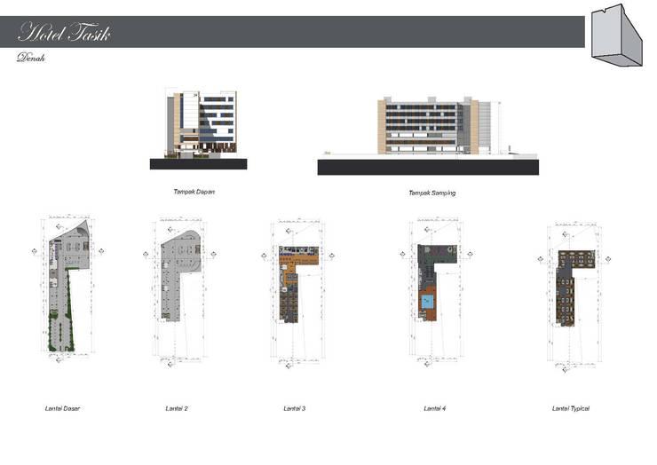 HT hotel:   by GUBAH RUANG studio