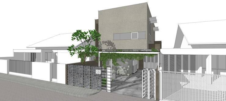 BB residence:   by GUBAH RUANG studio
