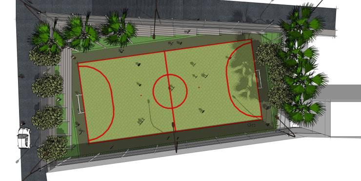 GCV Park:   by GUBAH RUANG studio